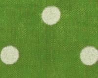 Organza Dots Bags - Moss