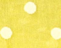 Organza Dots Bags - Yellow