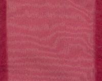 Organza Solid Color Bags - Burgundy