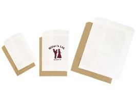 Kraft Merchandise Bags