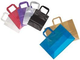 Tri Fold Handle Bags
