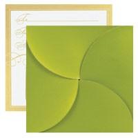 Gift Card Folders - Leaf Frost