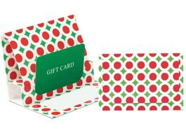 Pop-Up Gift Card Folders