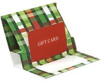 Pop-Up Gift Card Folders - Christmas Weave