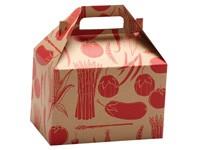 Gable Boxes - Market Fresh
