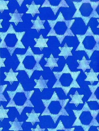 Chanukah Stars