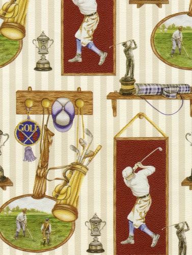 Old Time Golfer