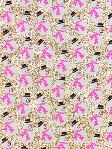 Neon Pink Frosties