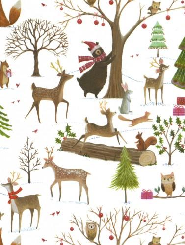 Christmas Woods