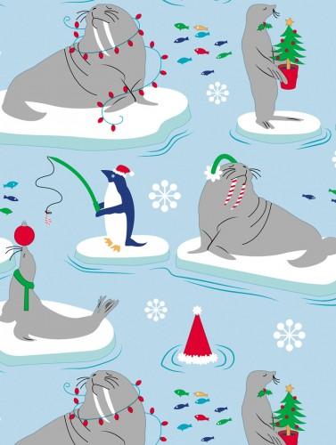 Ice Cap Christmas