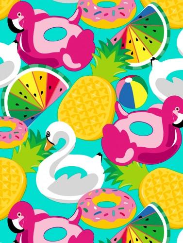 Fruits & Floats