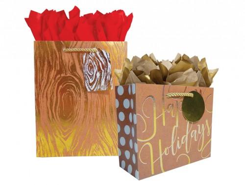 Golden Wood Grain