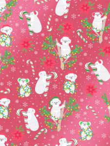 Bulk wrapping paper closeouts mr gift wrap sunset snowflake white mightylinksfo