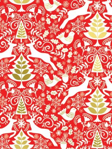 Scandanavian Red