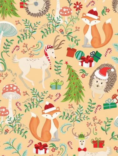 Christmas Woodland