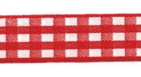 Splendorette Curling - Red Gingham