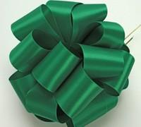 Double Face Satin - Emerald