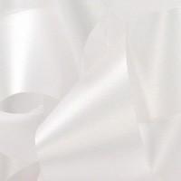 Satin Acetate - White