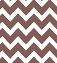 Everyday Tissue - Chocolate Chevron