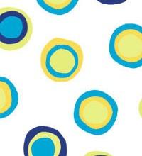 Everyday Tissue - Caribbean Dots