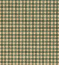 Everyday Tissue - Green Gingham