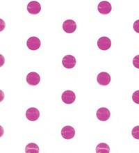 Satinique Tissue - Pink Hot Spots